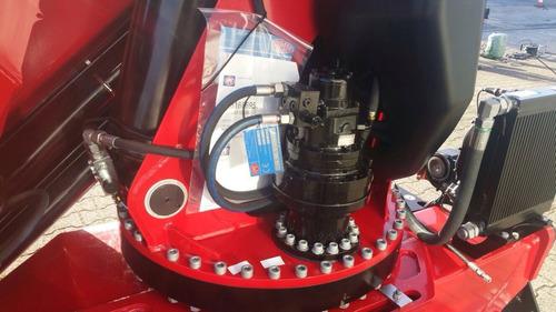 grua hidráulica hmf-4020 k8 exten nueva- dinamarca alta gama