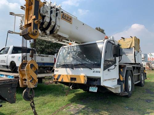 grua hidraulica luna de 35 ton excelentes condiciones