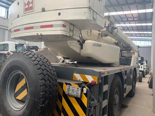 grua hidraulica terex 40 toneladas
