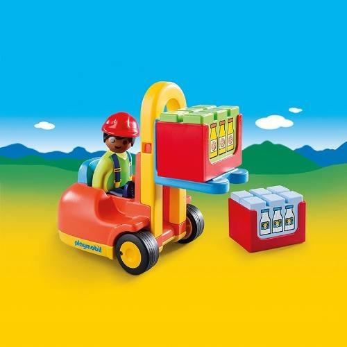 grua horquilla playmobil r3728