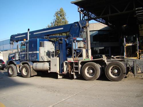 grúa kw t800 / weldco hl30tc70