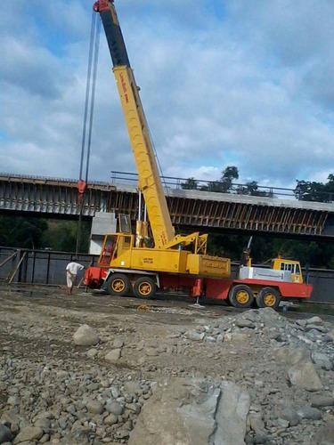 grua link belt 50 toneladas