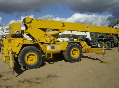 grua lorain de 27.5 ton en excelentes condiciones