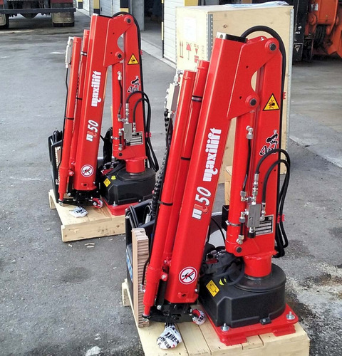 grua maxilift capacidad 500 kgs nueva -- ebossa grúas--