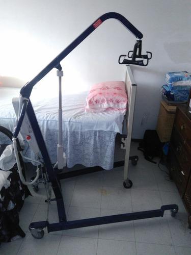 grúa o elevador para pacientes grua importada marca linak