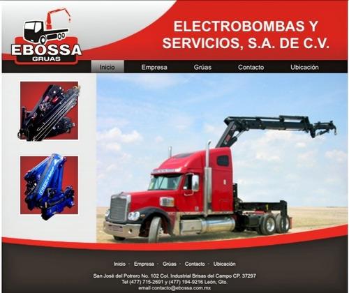 grua palfinger pk 56002 control remoto  18 ton- ebossa gruas