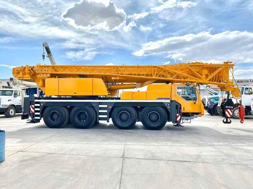 grúa para 100 toneladas liebherr ltm 1100-4.1 2004