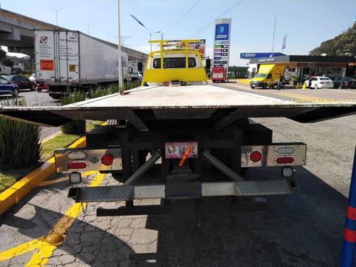 grua para arrastre y carga ( plataforma ) venta y renta