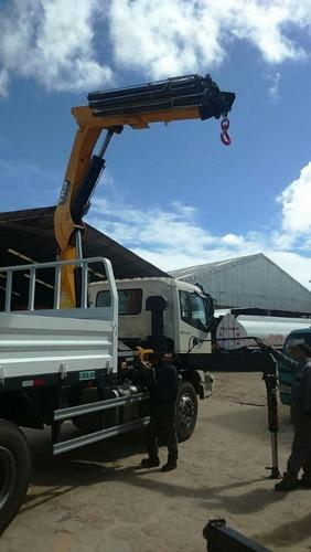grua para camion de 30 tm  tka 30700 directo de fabrica