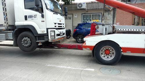 grua para camiones elevarruedas equipo hidraulico zacklift