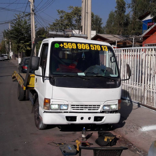 grua para traslado de vehiculos , equipos etc...