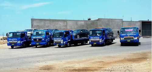 grua plataforma & auxilio vial en lima y provincia 24 horas