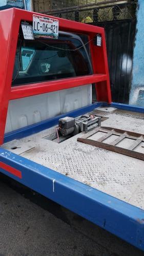grua plataforma fija ford 2009