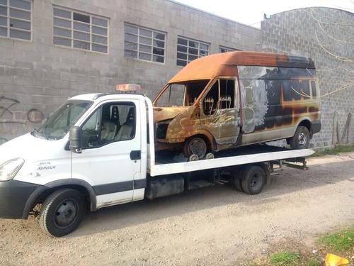 grua / remolque de vehiculos de mar del plata al pais