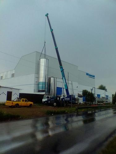 grúa tadano tl-200 de 22 tons