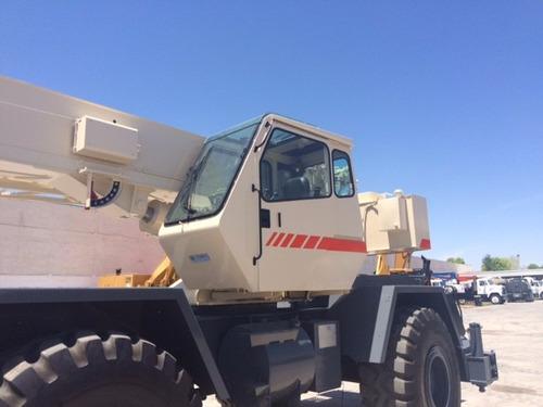 grua terex rt235 mod. 2001 para 35 ton excelntes condiciones