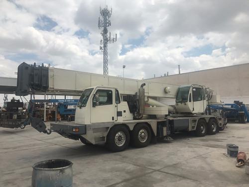 grua terex t560-1 de 60 toneladas mod. 2005
