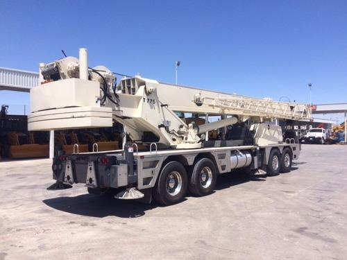 grua terex t775 de 75 toneladas mod. 2005