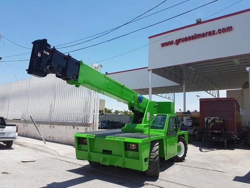 grua tipo carry deck 15 tons 2013 marca shutterlift 5540f
