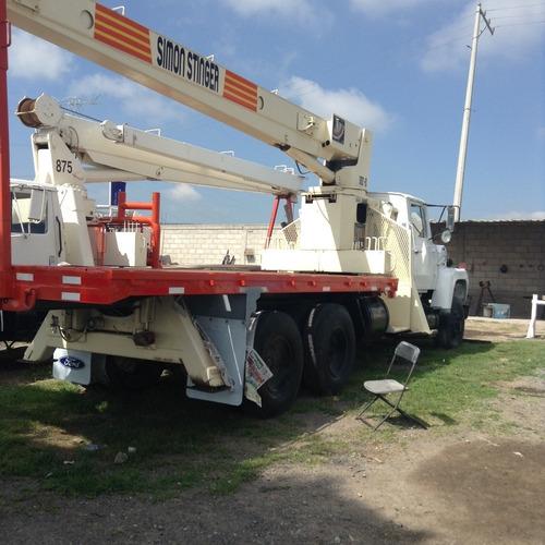 grua tipo titan 15 ton