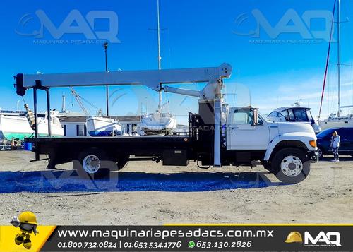 grua titan 1995 ford - 14 tons jlg