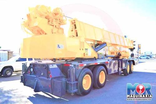 grua titan 45 tons grove 1983, nacional a la venta