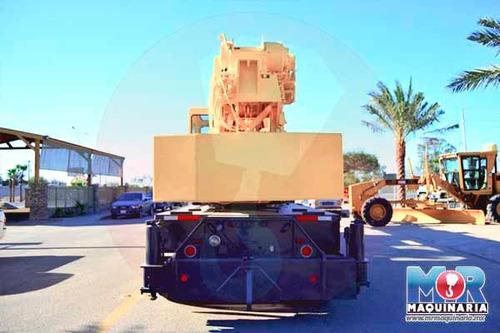 grua titan 45 tons grove 1983 nacional, listo para trabajar