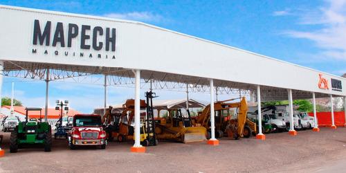 grua titan ford 1991 8 toneladas 65 pies de extensión