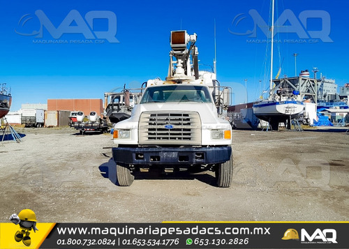 grua titan  ford - jlg 14 1995 tons