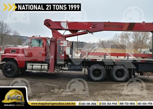 grua titan ford - national 21 tons 1999