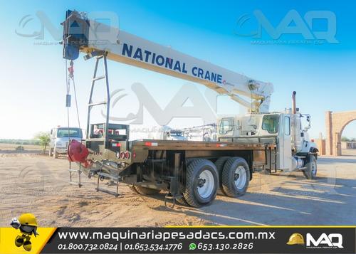 grua titan international - 26 tons 2009  national