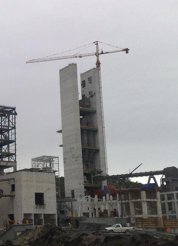 grua torre marca fuochi-milanesi & c.