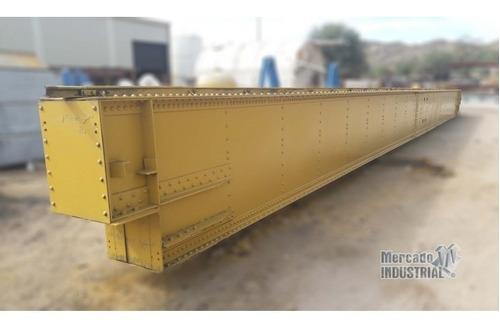 grúa viajera 25 toneladas