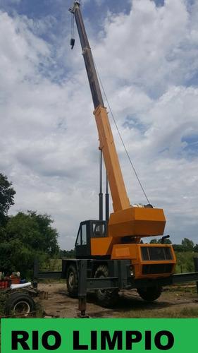 gruas drott 25 toneladas