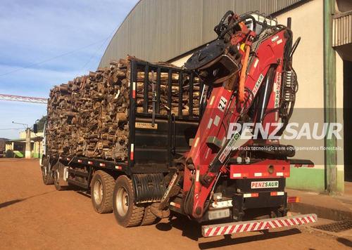 gruas forestales para camiones - penzsaur - bercemaq
