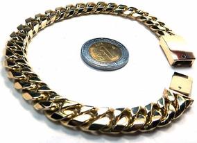 venta caliente estética de lujo gran selección de Gruesa Esclava Barbada Cubana Oro Macizo 10k 60gr Solid Gold