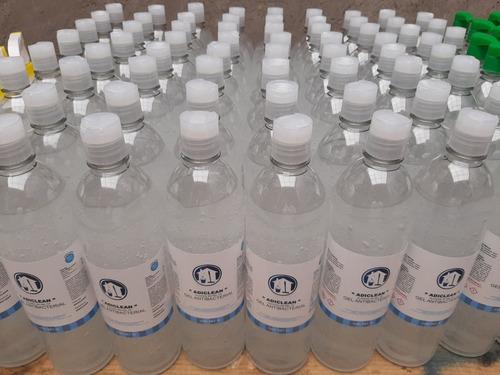 grupo adiclean les ofrece gel antibacterial al 70% de alcoho