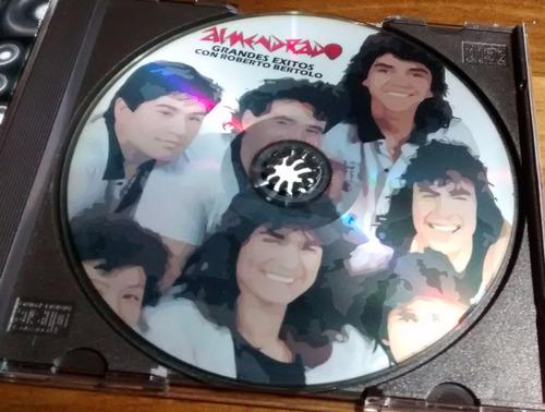 grupo almendrado grandes exitos con roberto almendra cd