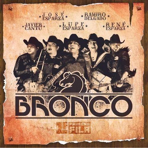 grupo bronco primera fila cd + dvd sellado