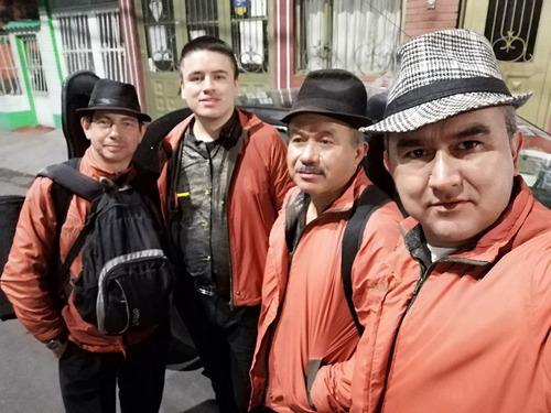 grupo carrangueros bogotá 3138215384