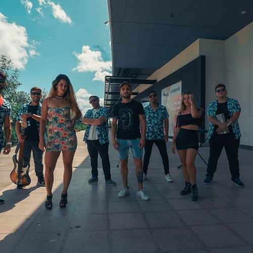 grupo covers cumbia show musical para fiestas
