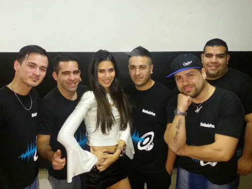 grupo #dalequesepone (covers cumbia) fiestas, eventos!