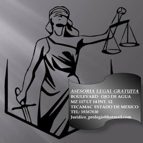 grupo de abogados que brindan  asesoría legal gratuita