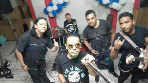 grupo de banda de rock en vivo fiestas español ingles ska