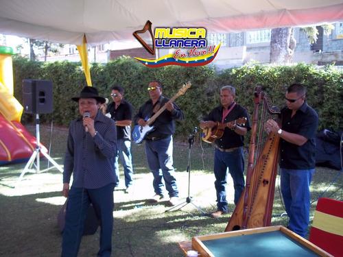 grupo de musica llanera