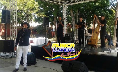 grupo de música llanera en vivo!!
