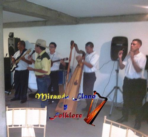 grupo de musica llanera en vivo