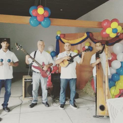 grupo de musica llanera shows animacion musica venezolana