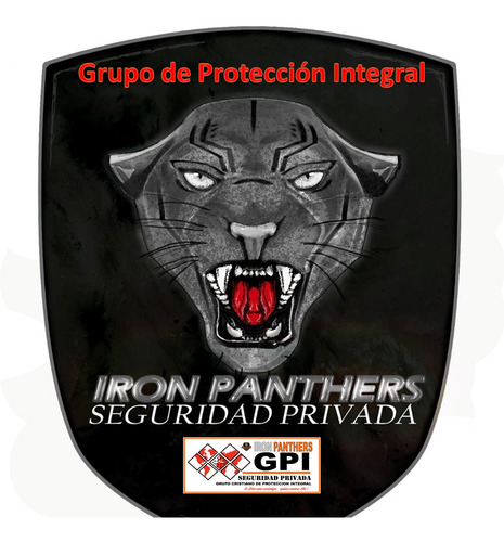 grupo de proteccion integral iron panthers private security