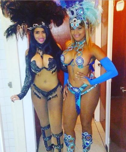 grupo de samba, afro producciones